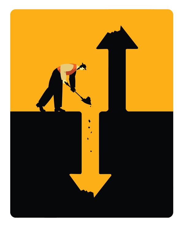 Shovel - Illustration by Craig Frazier
