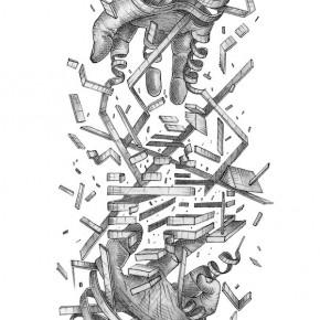 Sketches by Puerto Rican Artist Ricardo Cabret