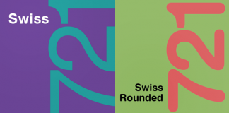 Swiss Fonts from Bitstream