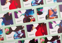 Vitenparken, a colorful museum identity design by studio Bielke+Yang.