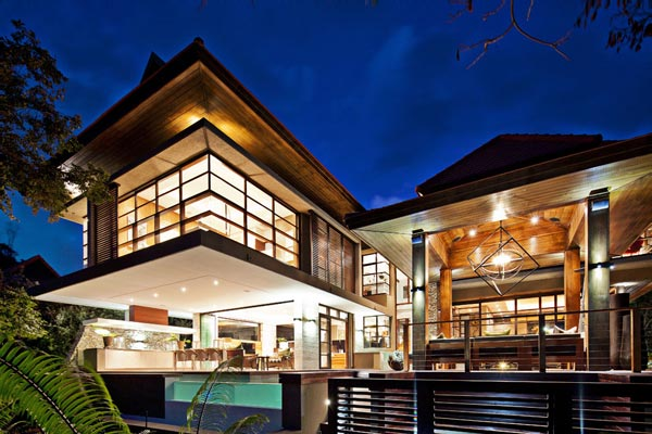 Dream House In South Africa Designed By The Team Of Metropole