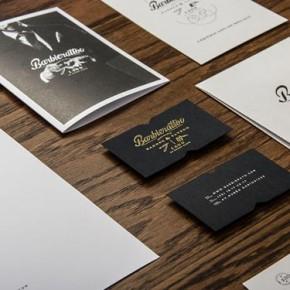 Barbershop Identity by Studio Memela