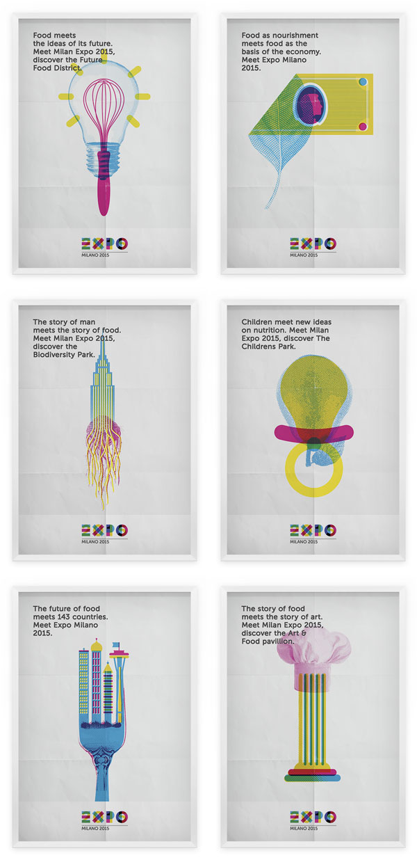 Expo Milano 2015 – Global Campaign Proposal
