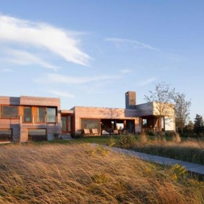 Island Residence in Edgartown, Massachusetts by Peter Rose + Partners