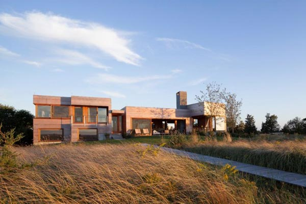 Island Residence in Edgartown, Massachusetts by Peter Rose + Partners