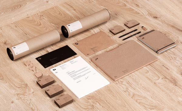 KYD Buro - Printed matters and corporate identity design by Pavel Emelyanov.