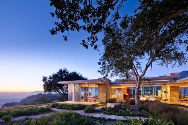 Residence in California by Neumann Mendro Andrulaitis Architects