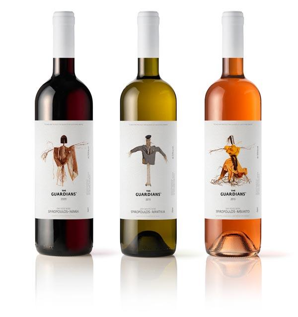 Best Wine Label Packaging Design