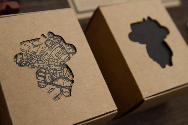 Promo packaging design by Andraditya Dhanu Respati.