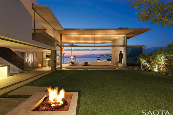 De Wet 34 House In Bantry Bay Cape Town South Africa By