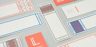 Lucky 21 - printed collateral and communication design