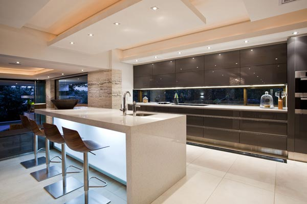 modern kitchen designs in south africa house in south africa by metropole architects 590