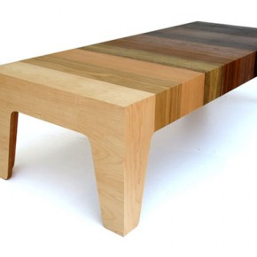 Gradient Table - Furniture Design by Eli Chissick