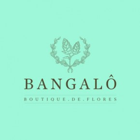 Bangalô - Flower Shop Branding by Estúdio Alice