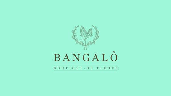 Bangal 244 Flower Shop Branding By Est 250 Dio Alice