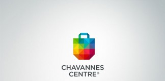 Colorful logos by graphic designer Maria Grønlund