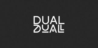 DUAL, a full width sans-serif typeface with experimental alternates.