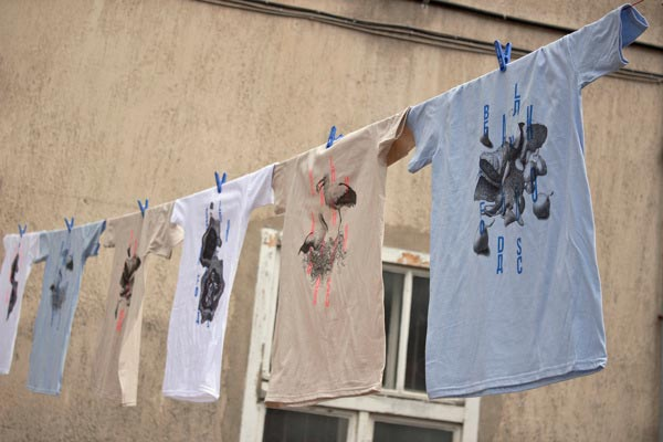 Illustrated T-Shirt designs