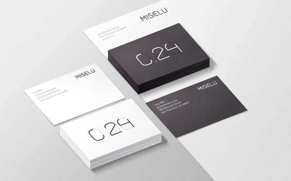 Miselu product and brand identity by agency character for Design agency san francisco