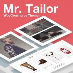 Mr. Tailor - WooCommerce Shop Theme