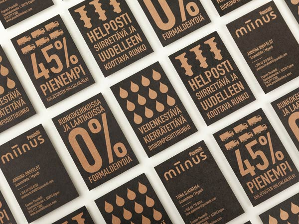 Puustelli Miinus – Kitchen Concept Branding by Bond