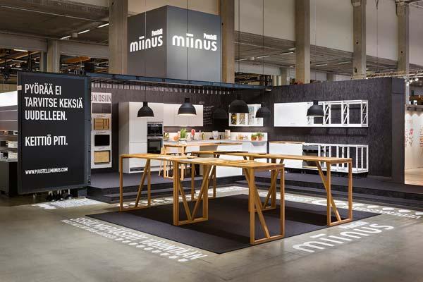 Puustelli Miinus  kitchen concept