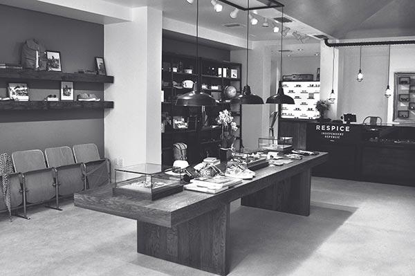 Respice, a concept store located in Miami, Florida.
