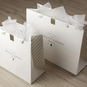 The Beauty Candy Apothecary - Store Identity