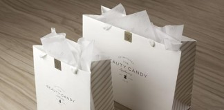 The Beauty Candy Apothecary - lifestyle concept store packaging by Bravo Company