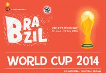 World Cup Brazil 2014 - infographic