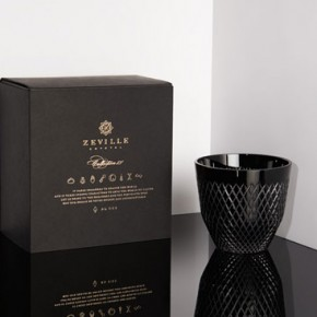 Zeville Crystal - Noble Printed Matters and Packaging Design