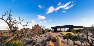 Black Desert House located in Yucca Valley, California