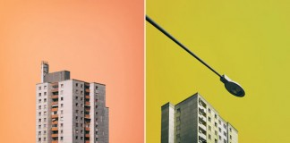 Farbraum, a photographic project by Nick Frank, a Munich, Germany based Photographer