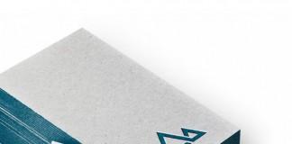Personal business cards of Paolo Pettigiani.