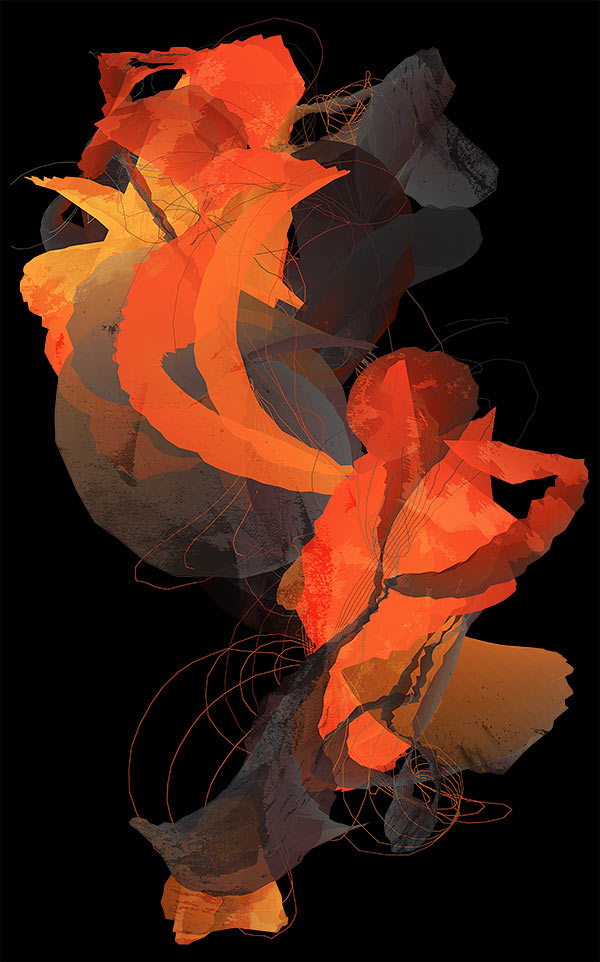 Generative Organic Compositions by Nick Taylor