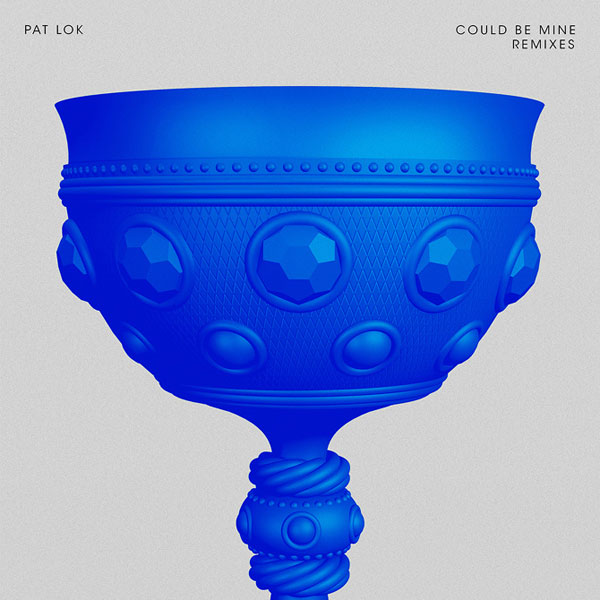 Could Be Mine Remixes - CD Cover Design