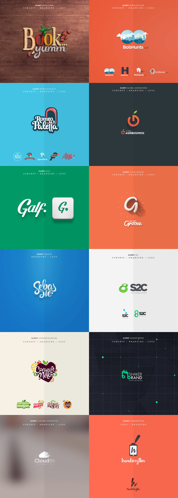 Logos and Graphics by Fixed Agency