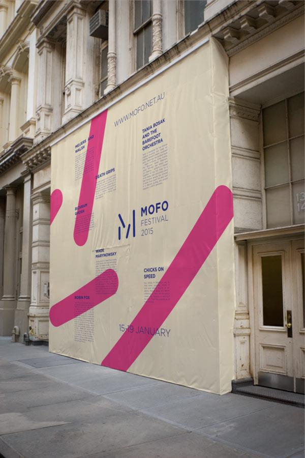 MOFO Festival 2015 – Event Identity University Project