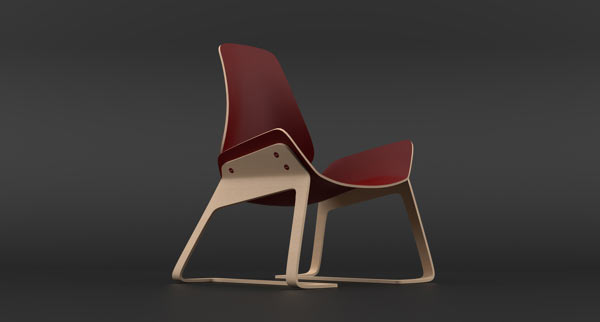 CHAIR - IN - high-resolution product and furniture design concept by Pedro Sousa, a designer from Braga, Portugal.