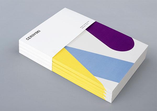 Cerovski brochures