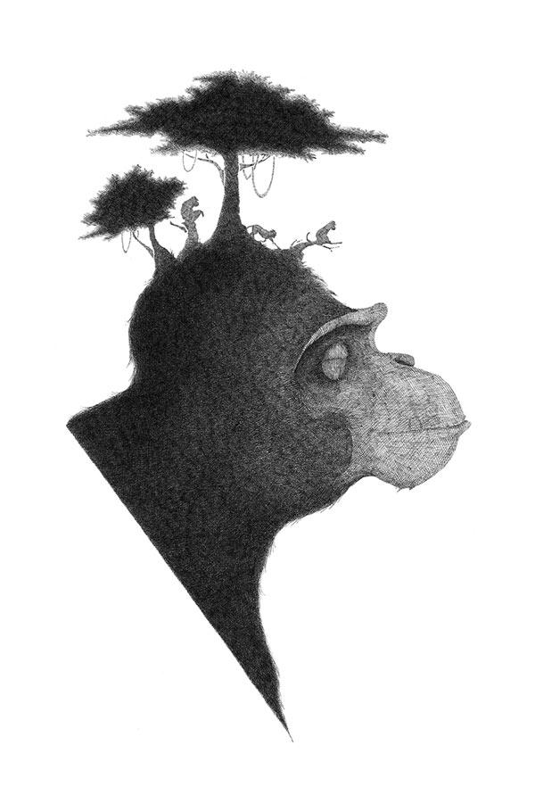 Charlie - Illustrative artwork