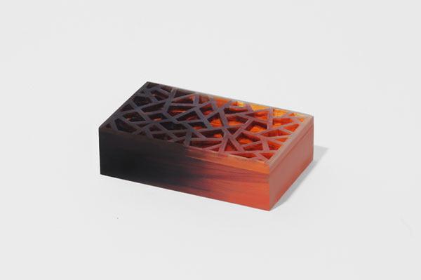 Decorative box by Studio Swine