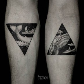 Tattoo Designs and Illustrations by Brezinski Ilya