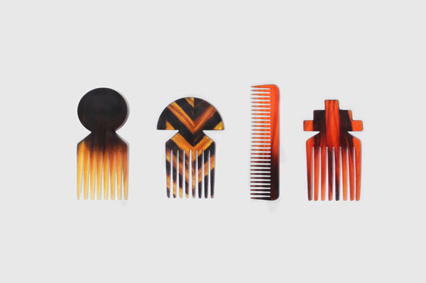 Hair Highway - beauty and design accessories by Studio Swine.