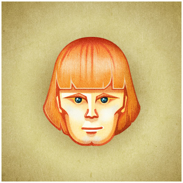 He-Man portrait illustration by creative studio MUTI.