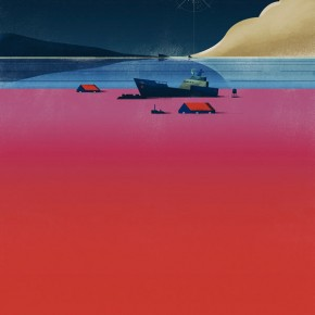 Illustrations by Dan Matutina from early 2014