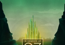 In Search Of Oz - Digital illustration.