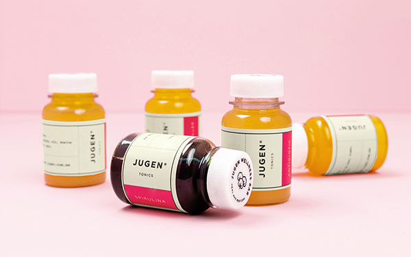 Jugen juices made from all-natural ingredients