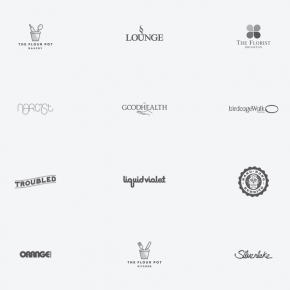 Lifestyle Logos by filthymedia