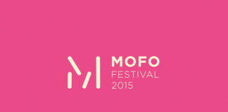 MOFO Festival 2015 - Event Identity by Harley Jackman.